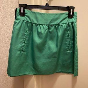 Zara mini skirt, size S